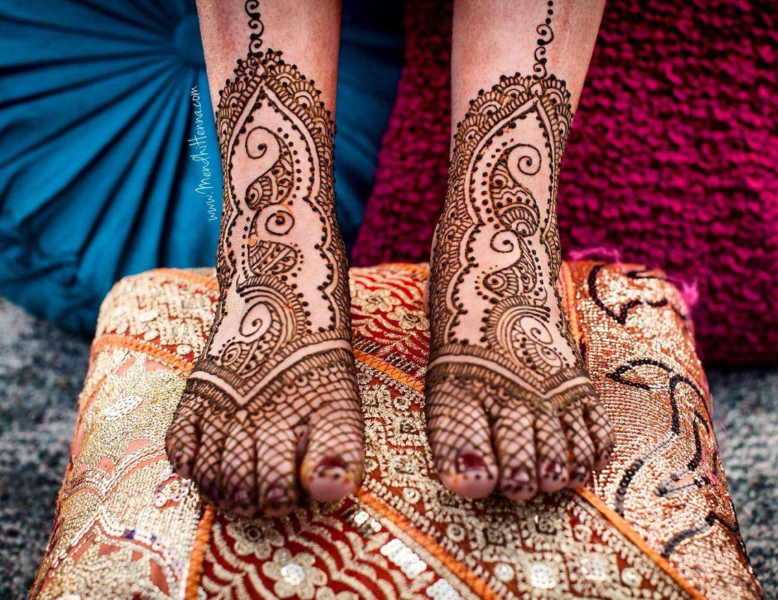 Mehndi Ankle Instagram : Bridal henna now booking for instagram mendhihennaartist