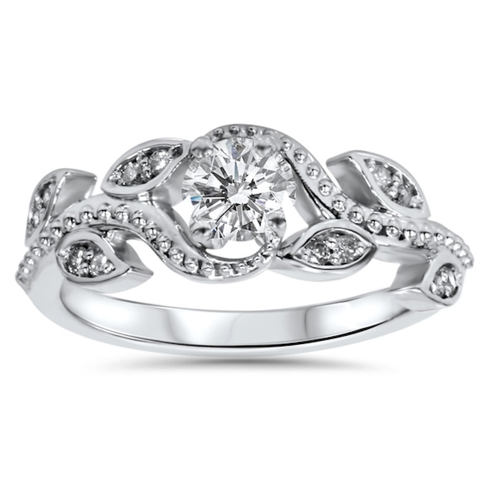 unique engagement rings so beautiful theyull make you cry
