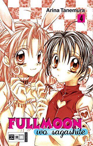 Full Moon Wo Sagashite 01: Amazon.de: Arina Tanemura: Bücher
