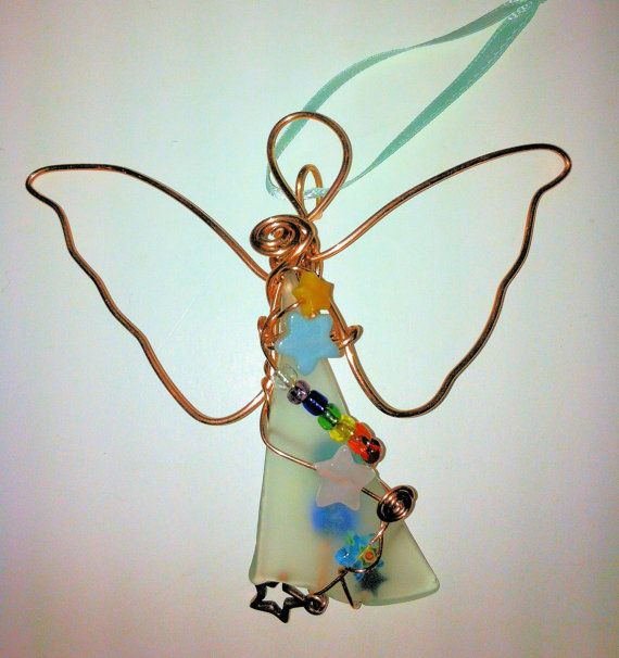 100 Angel project Angel 7 by TANGORADESIGNS on Etsy, $40.00