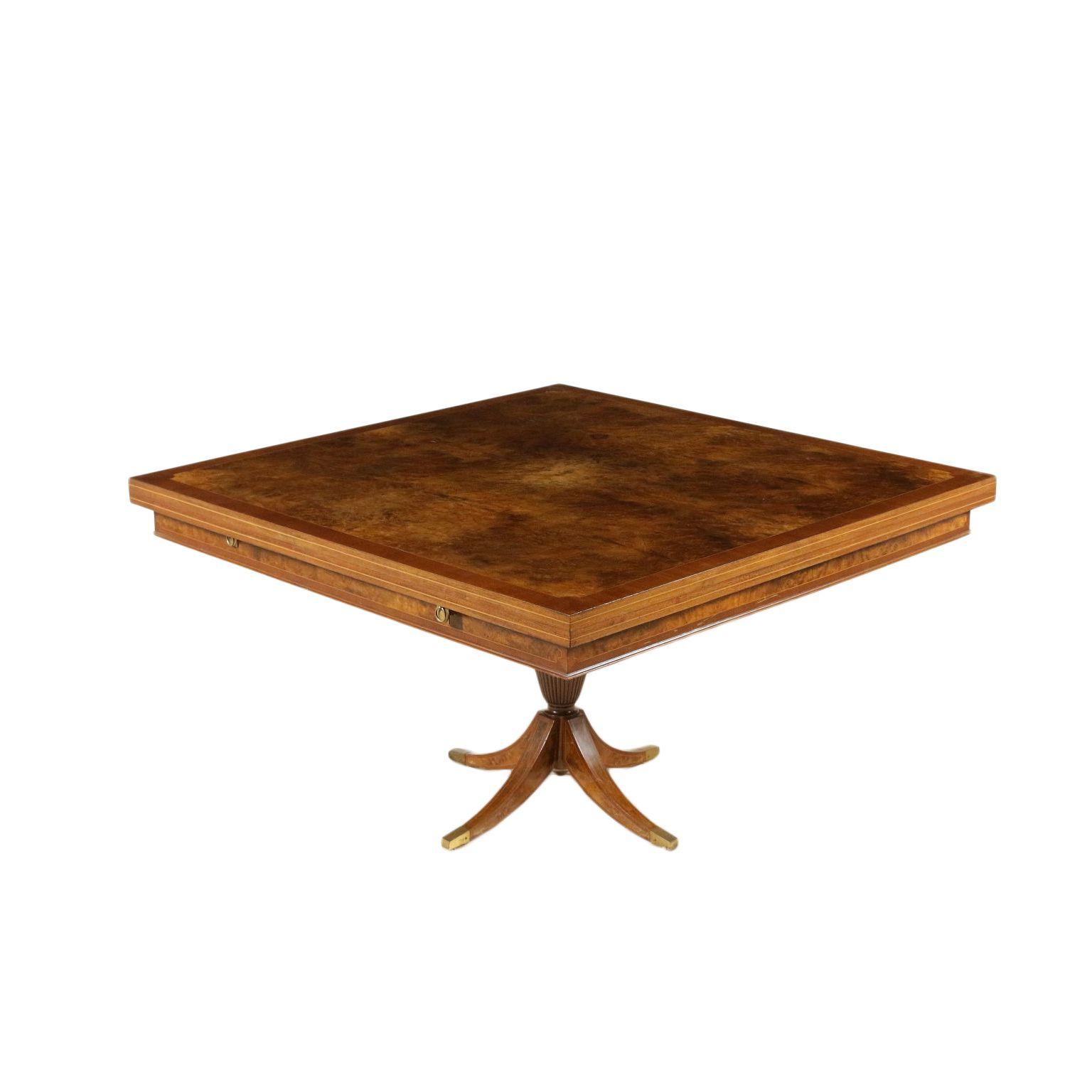 Tavolo Con Piede Centrale pin su bottega del 900