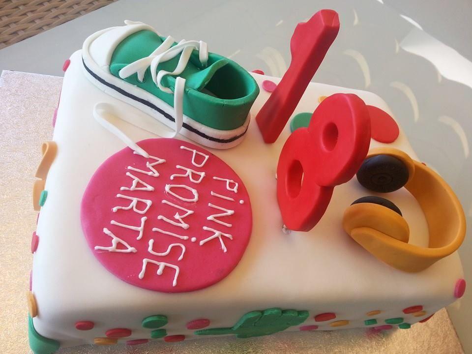 tortas fondant 21 años - Google Search
