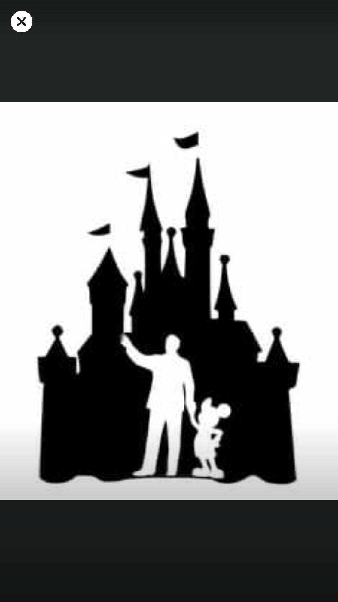 Pin By Marie Christine Veber On Cricut Disney Silhouettes Disneyland Castle Silhouette Disney Castle Silhouette