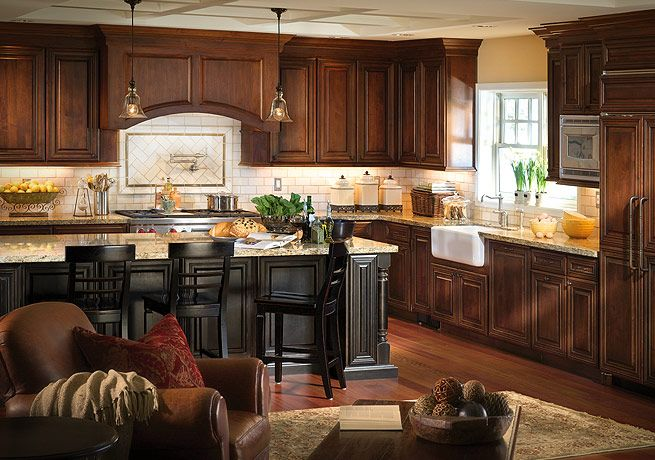 Madison Dewils Fine Cabinetry House Ideas Traditional Kitchen