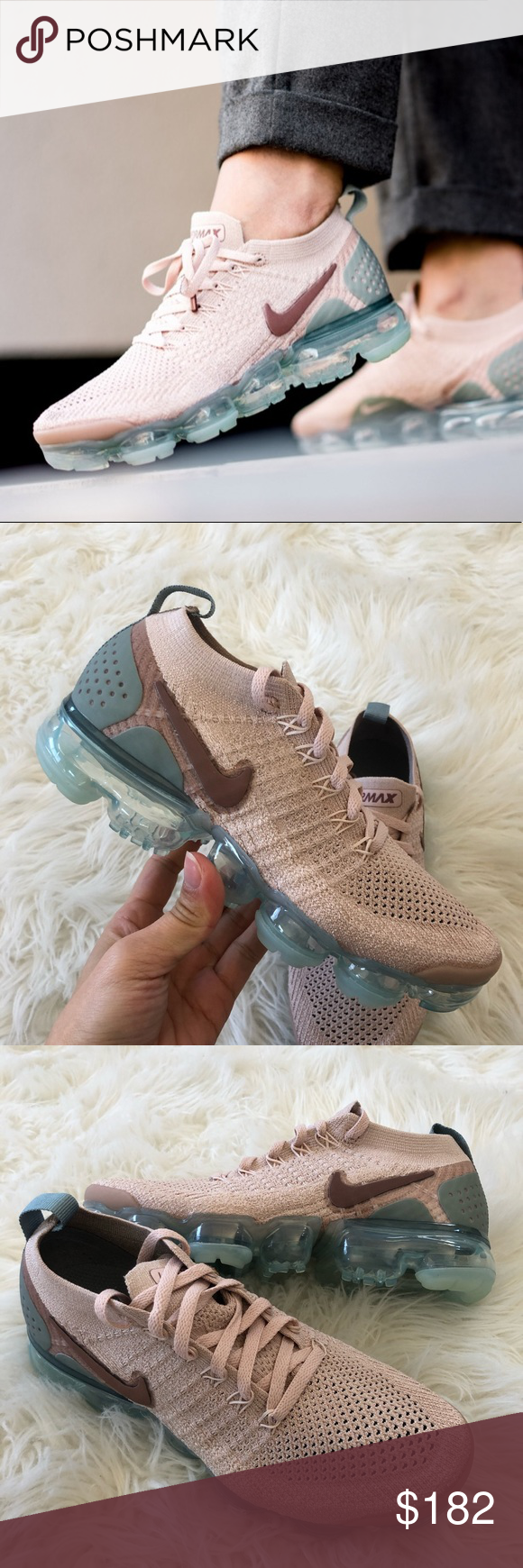 detailed look 31d4d 7ab70 💘 New💘 NIKE Air Vapormax Flyknit 2 ~ sz 7.5 brand new no ...