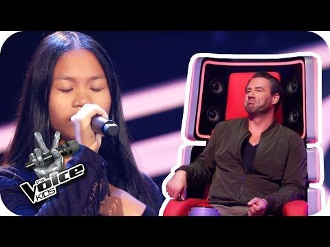 Evanescence My Immortal Ashley The Voice Kids 2017 Blind
