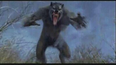This werewolf is one of three werewolves - 11.1KB