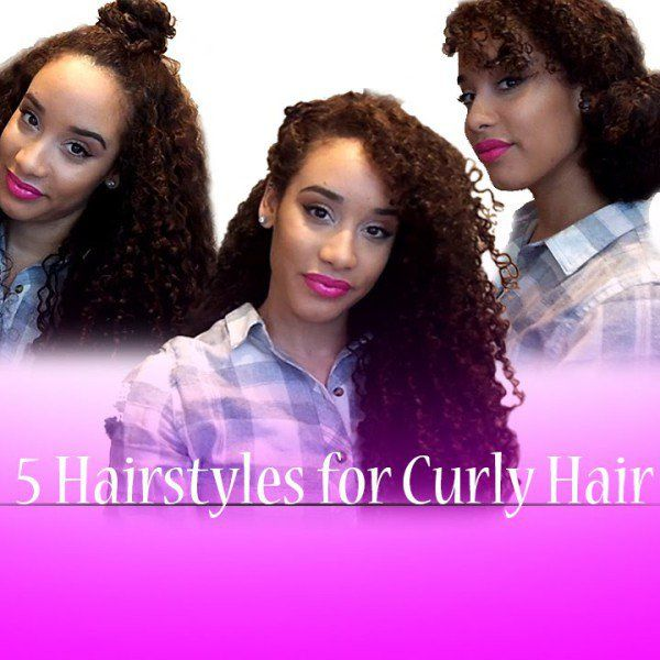 Curly Hairstyles [Video]