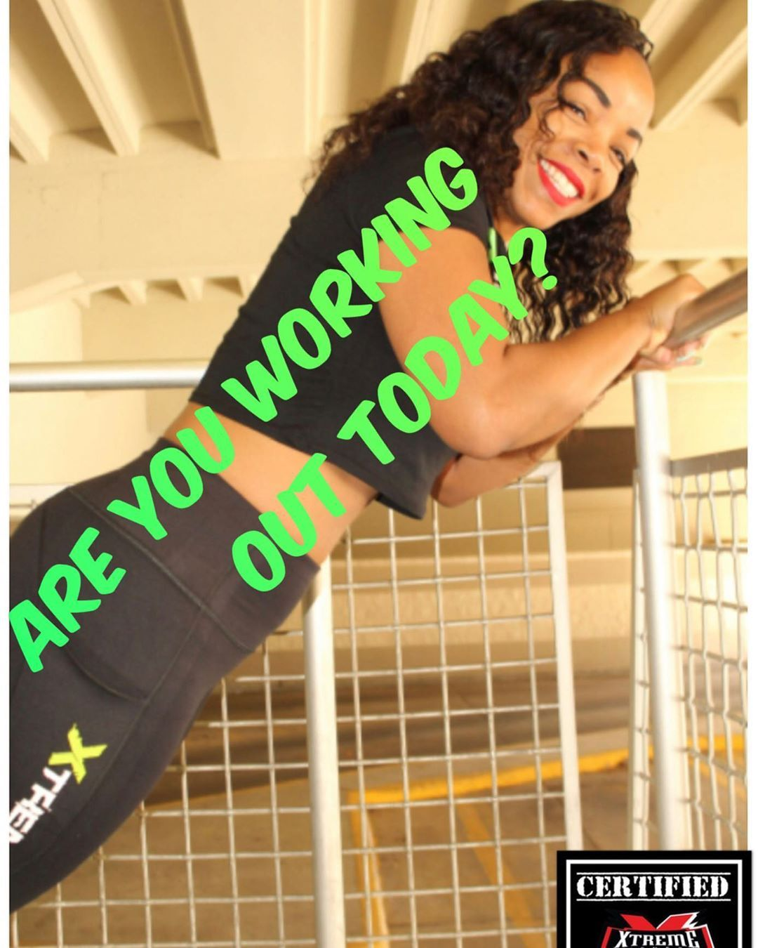 Are you working out Today? #hiphopaerobicswithsharonda #xtremeinstructors #fitness #fitnessmotivatio...