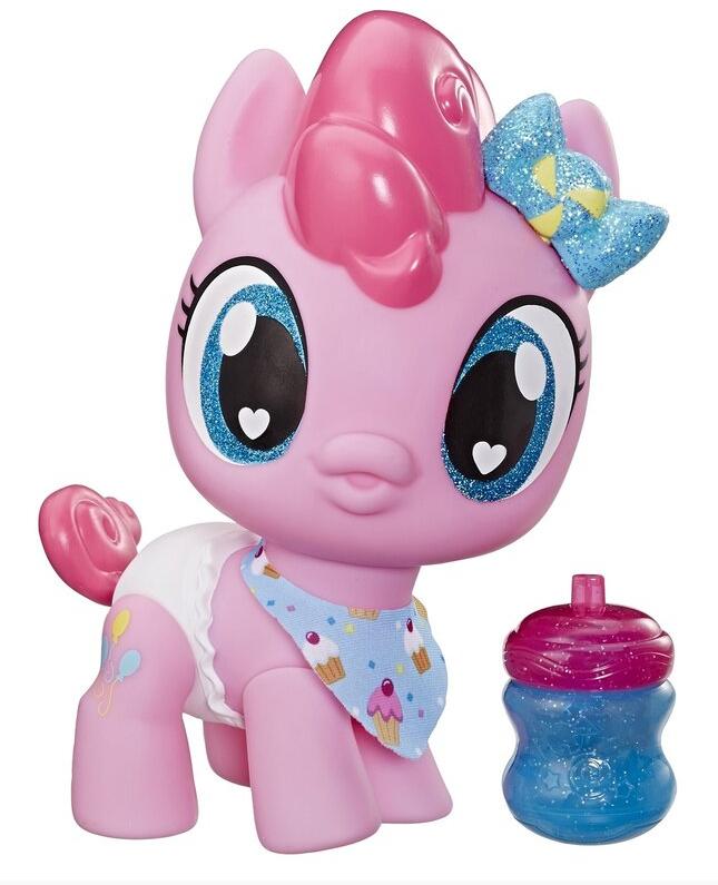 My Little Pony: Baby Pony Doll - Pinkie Pie Baby Pony, My Little Pony  Dolls, My Little Pony Baby