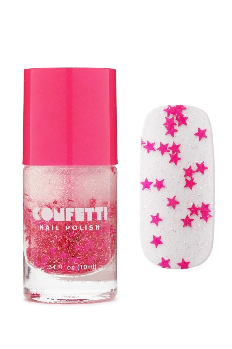 Confetti Nail Polish - Accessories - Beauty - 1000084435 - Forever ...