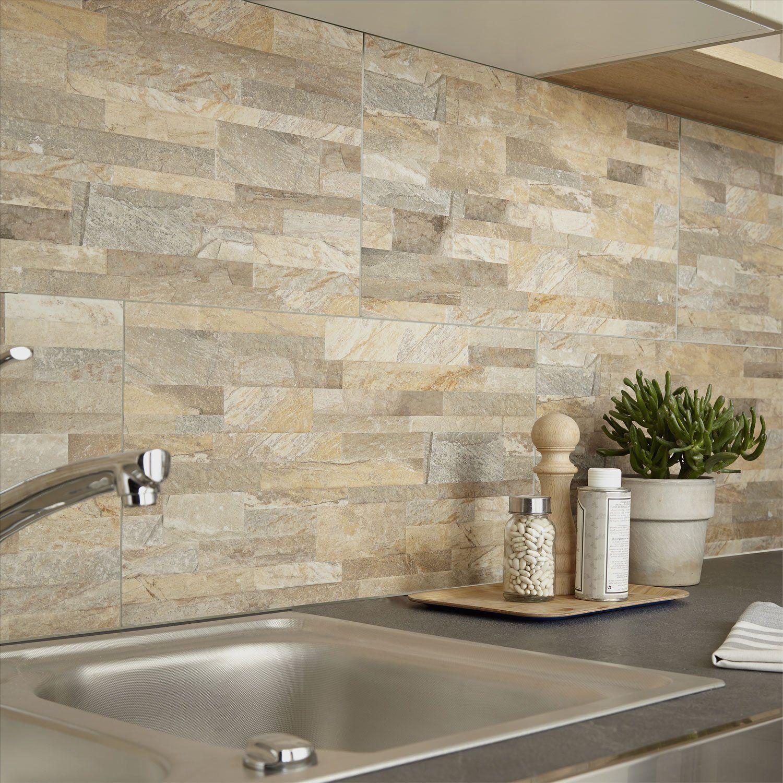 Recouvrir Carrelage En Relief destination du carrelage:mur aspect matière:aspect pierre