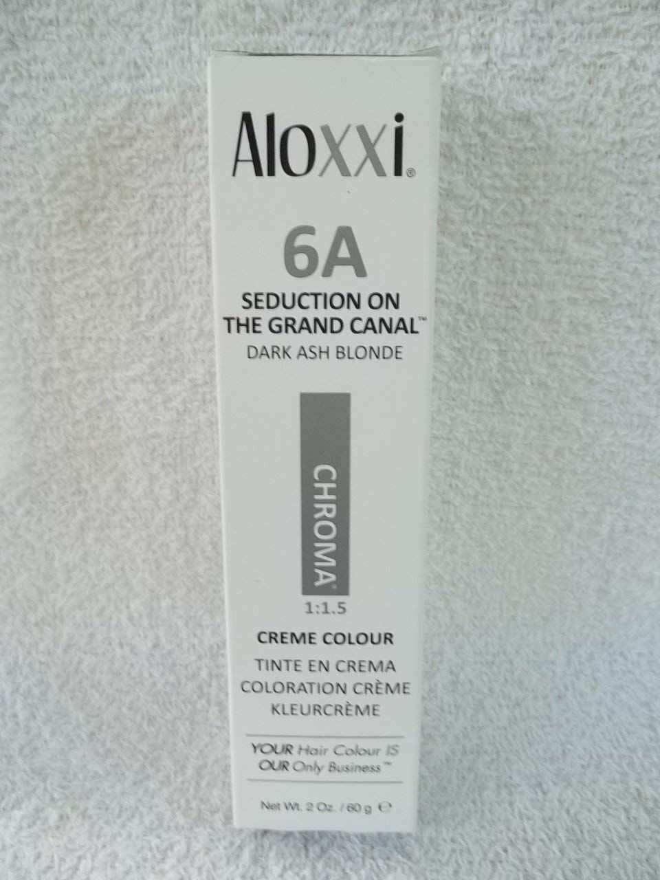 Aloxxi Chroma Permanent Hair Color 6a Dark Ash Blonde 2 Oz More Info Could Be Found At The Image Url This Is An A Red To Blonde Dark Ash Blonde Hair Color