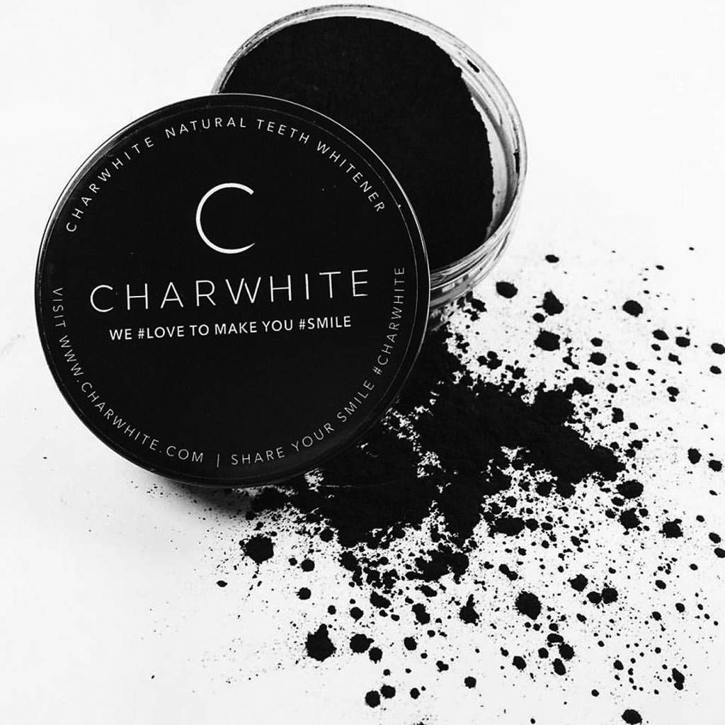 Charwhite Natural Teeth Whitener