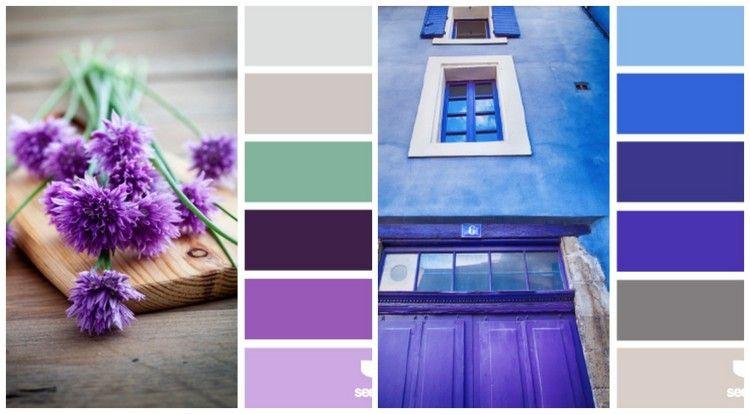 couleur pour cuisine 105 id es de peinture murale et fa ade les cuisines modernes bleu. Black Bedroom Furniture Sets. Home Design Ideas