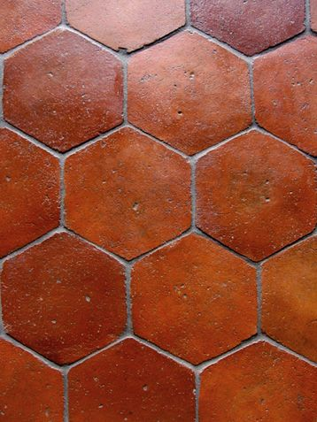 Cheap Hexagon Tiles Price For Terrace Pak Clay Roof Tiles