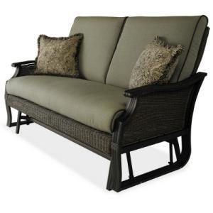 Hampton Bay Melbourne Double Glider Patio Furniture Replacement Cushions Replacement Cushions Patio Furniture Sets