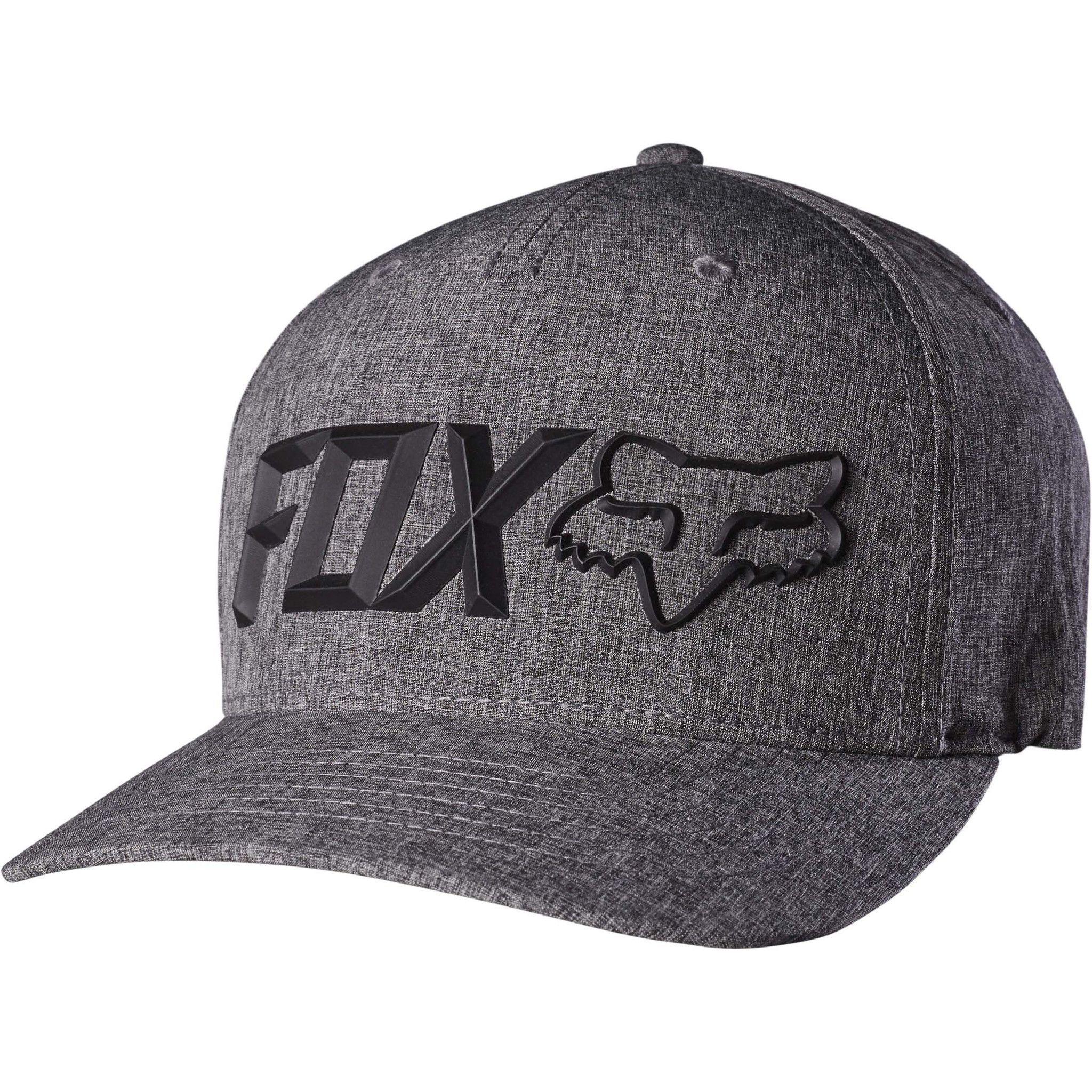 Fox Racing Men's Sonic Corp FlexFit Hat