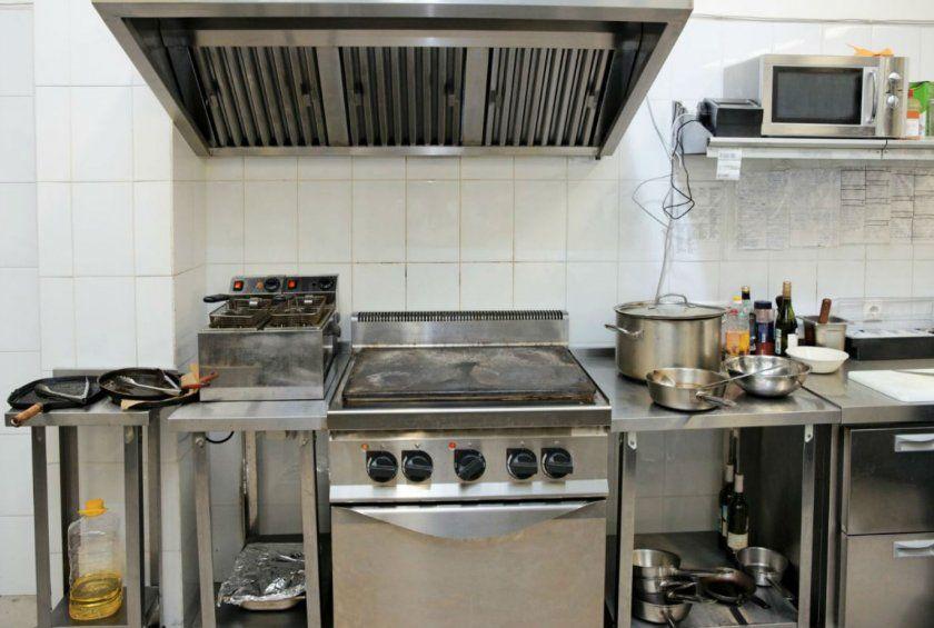 48+ Best Small Restaurant Kitchen Design #smallrestaurants