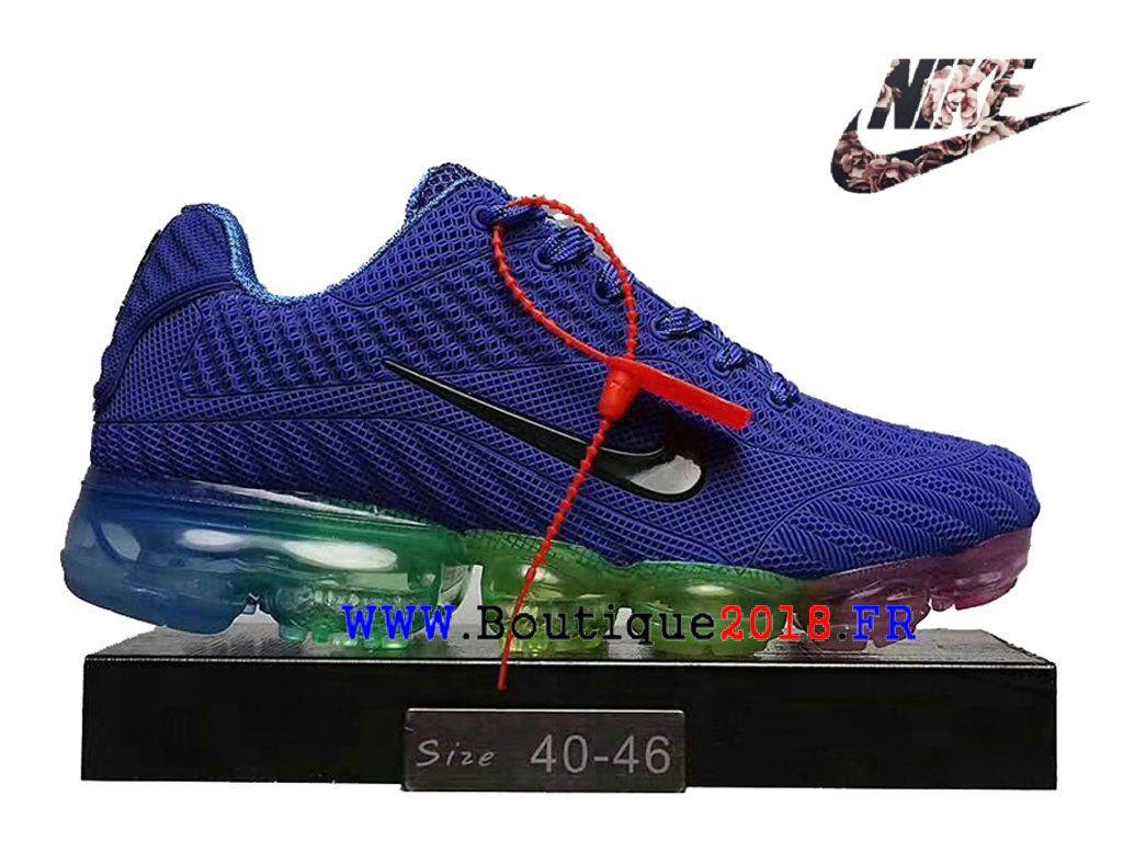 Nike Air VaporMax 2018 Flyknit Nouveauté Fashion Sports
