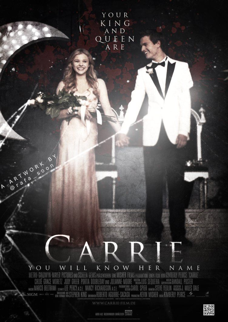 Pin By Elena Stidham On Lit Carrie Carrie Movie Stephen King Movies Carrie White