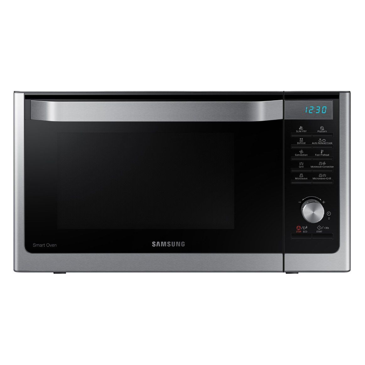 Samsung Mc11h6033ct Countertop Convection Microwave With 1 1 Cu Ft Capacity Slim Fry Te Countertop Microwave