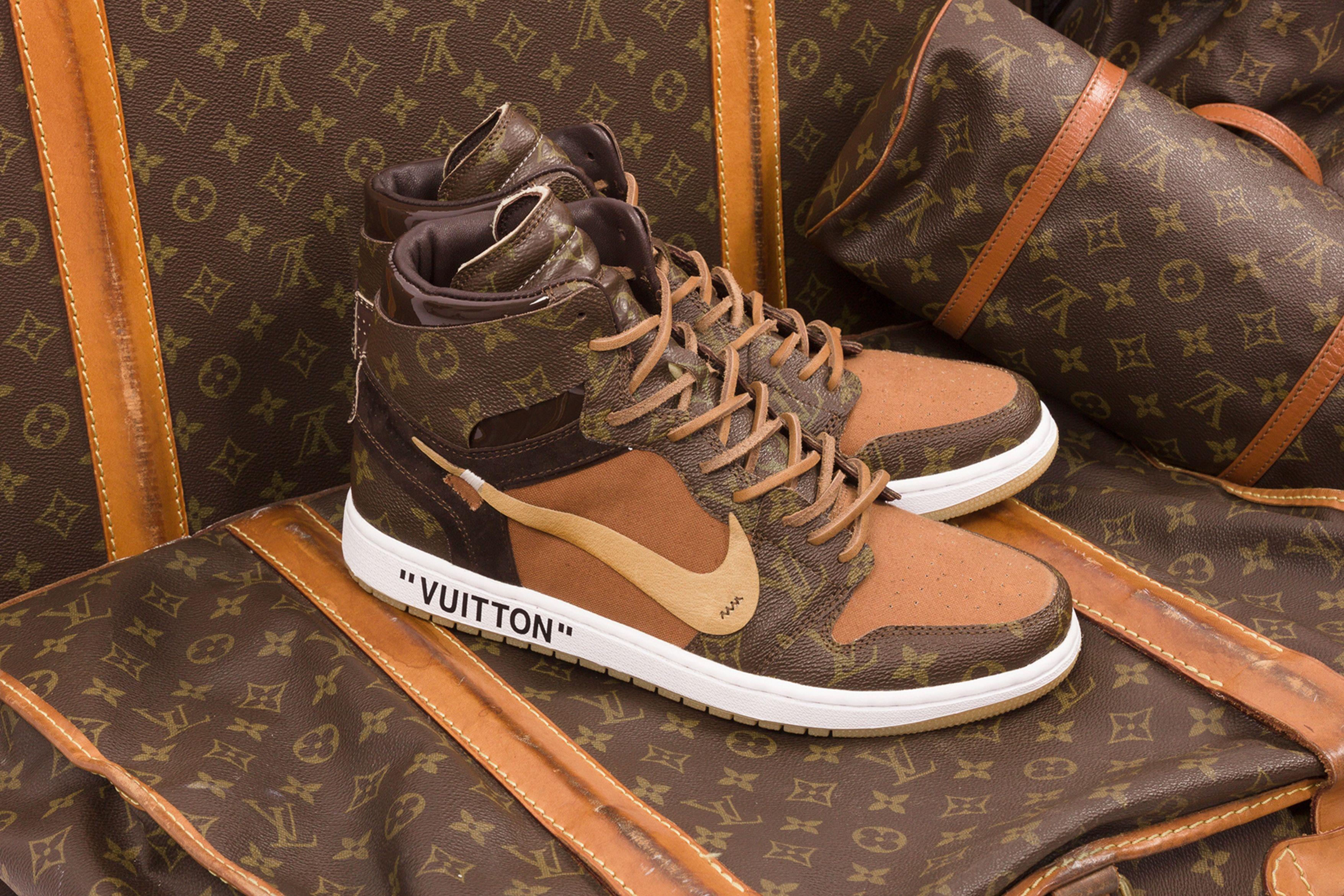 b196bd41670 Customizer Celebrates Virgil Abloh's Louis Vuitton Appointment With ...