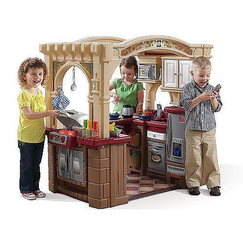 Grand Walk In Kitchen And Grill Step2 Toys R Us Audrey S