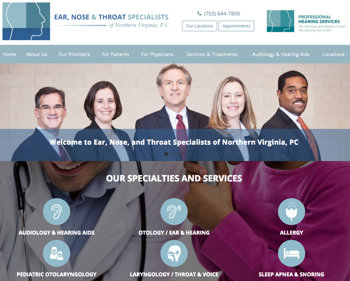 Pin By Medical Website Design By Vital Element Inc 888 566 4431 On