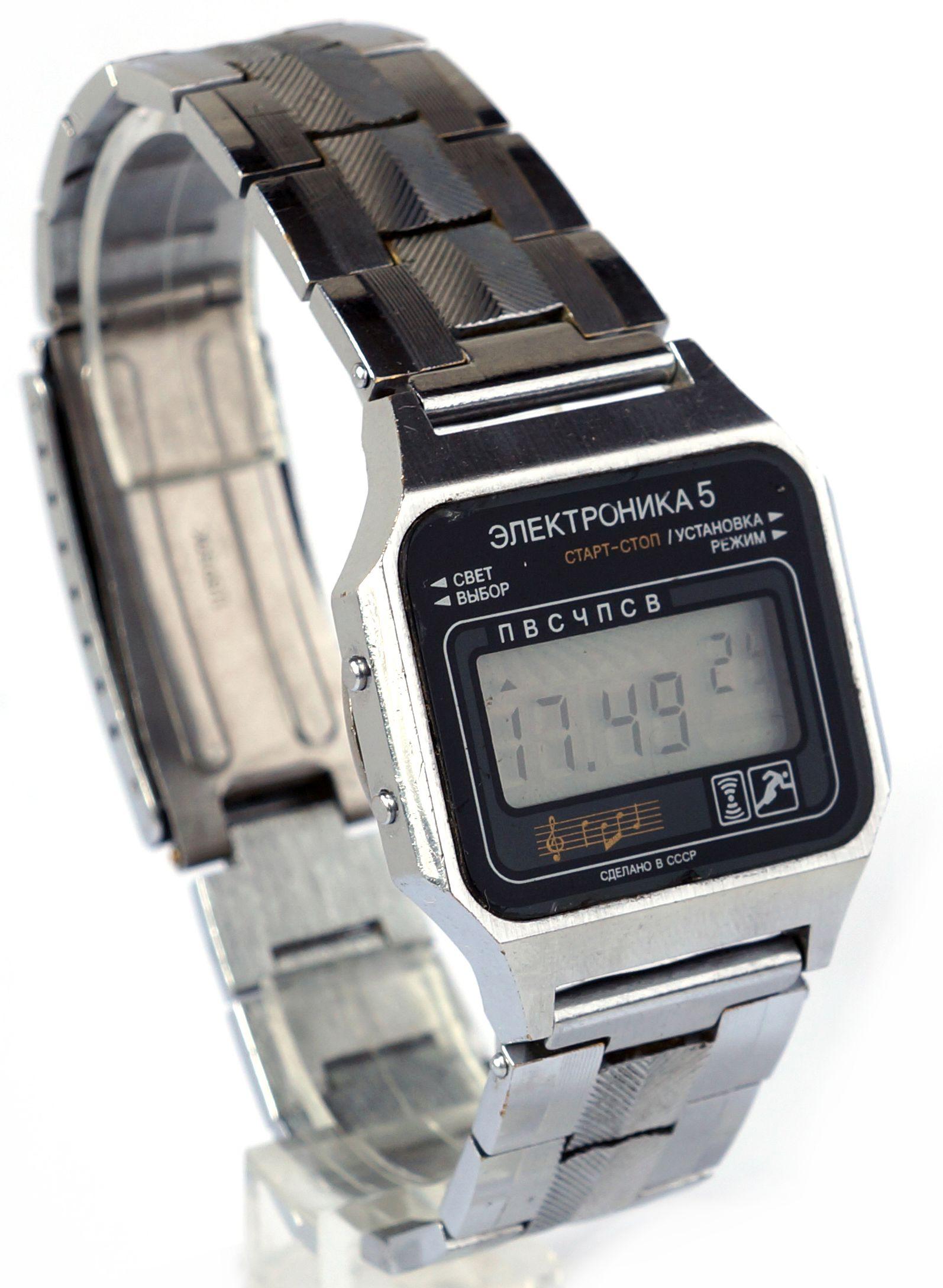 Ссср продам часы электроника быть какой часы должны стоимостью