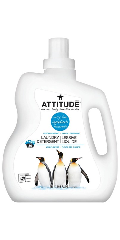 Attitude Laundry Detergent Wildflowers Laundry Detergent Eco