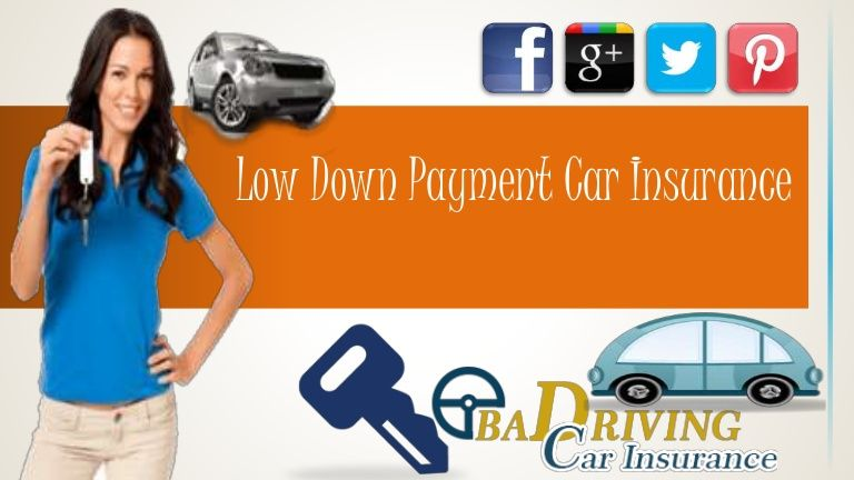 Cheap Car Insurance Low Down Payment Car Insurance Online Car