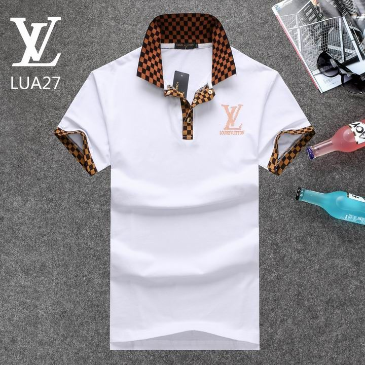 a85436dce2d Louis Vuitton POLO shirts men-LV61830A