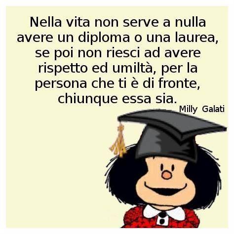 Pin di pina de su Mafalda | Citazioni umoristiche, Citazioni ...