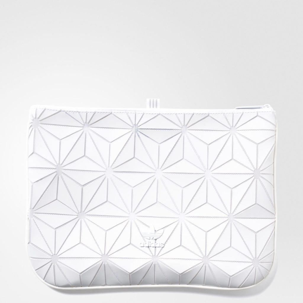 0a4a69aa8fcc Adidas 3D mesh bags - white sleeve clutch