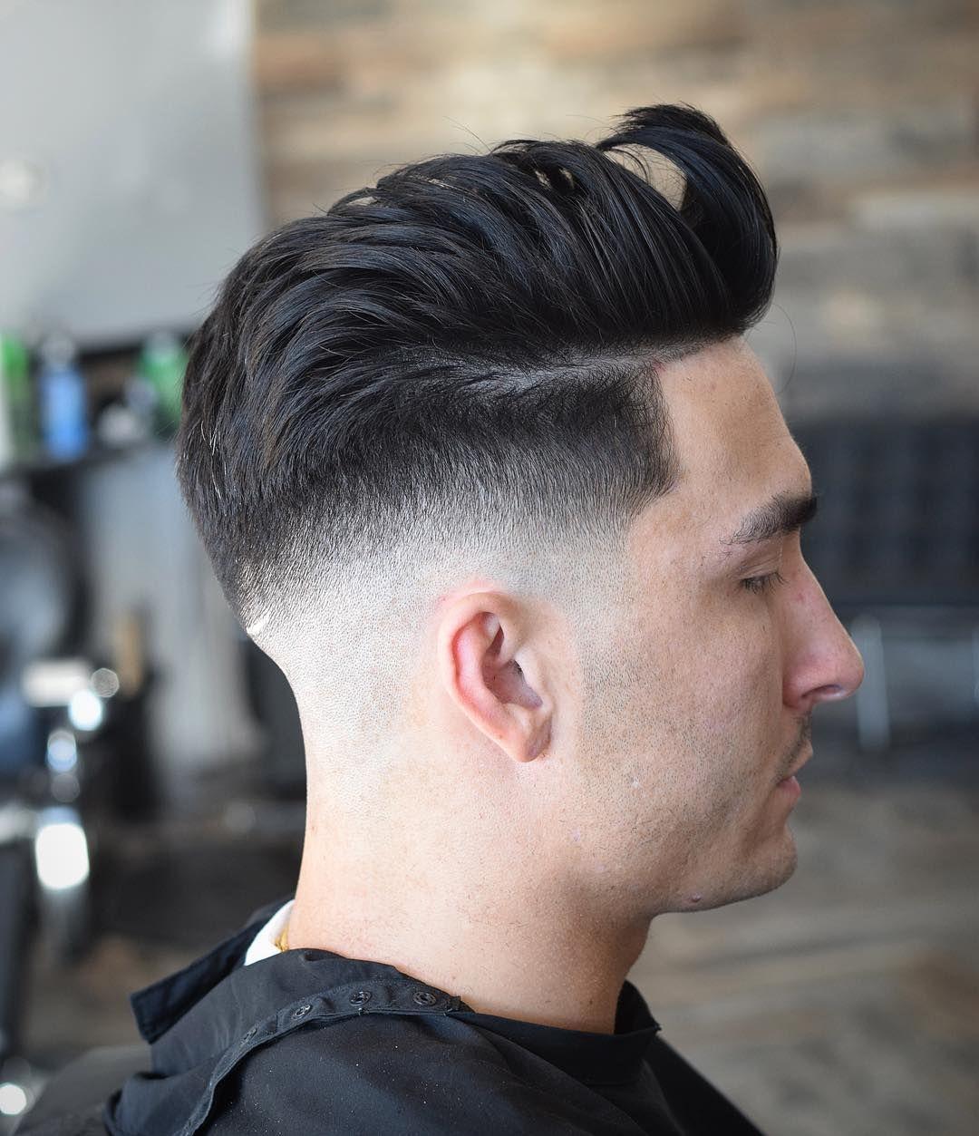 Men's pompadour haircut nice  fabulous pompadour haircut for men  beautiful ideas check