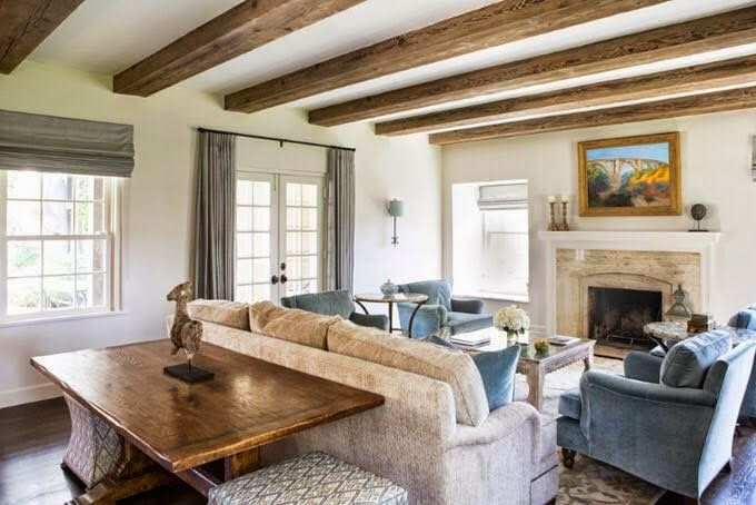 Cool Chic Style Attitude Interior Design Classic Spanish Colonial In Pasadena Ca Beautiful