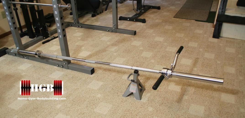 Homemade T Bar Row Homemade Exercise Equipment At Home