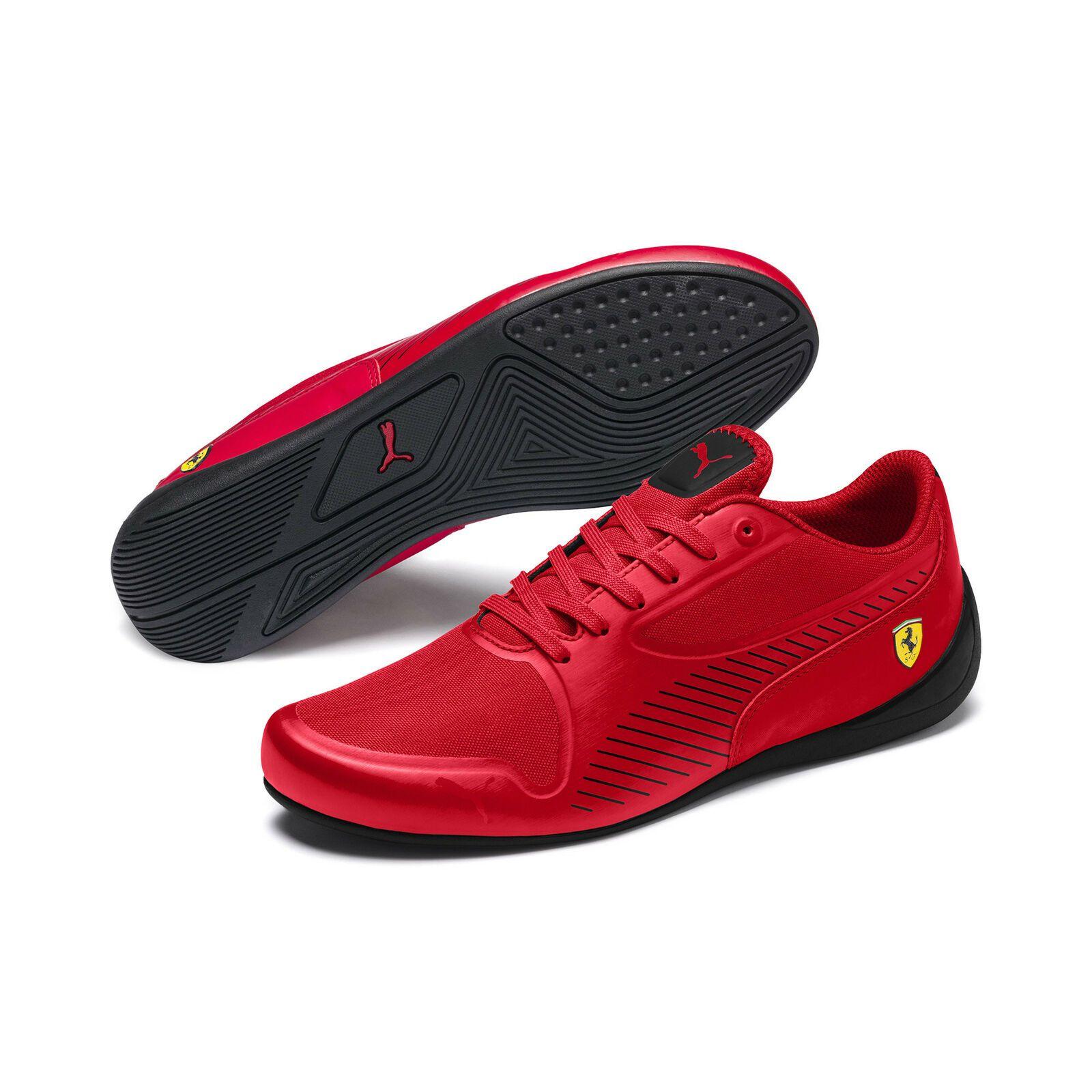 PUMA Scuderia Ferrari Drift Cat 7 Ultra Shoes Men Shoe Auto ...