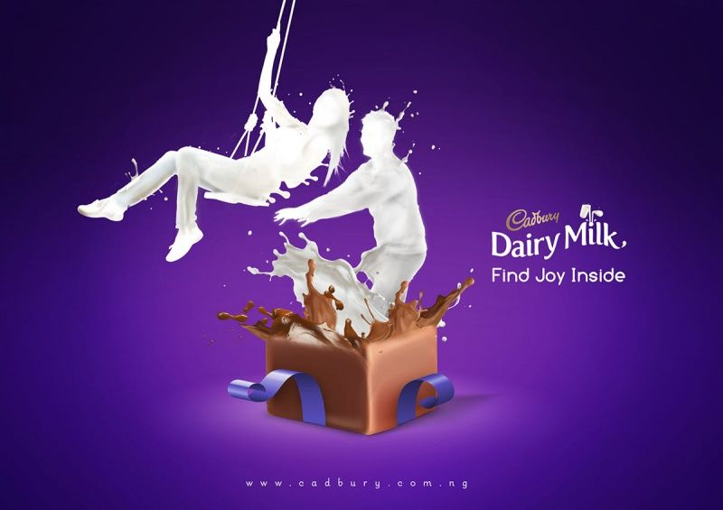 Image result for cadbury chocolate advertising