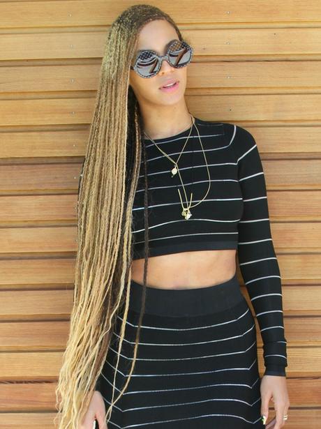 beyonce braids 2014 beyonce braids hair pinterest