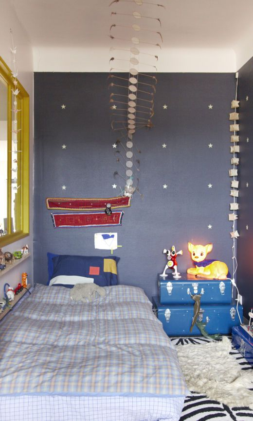 Anne Millet, Reina 6 and Niels 4 years old Pinterest Kids rooms