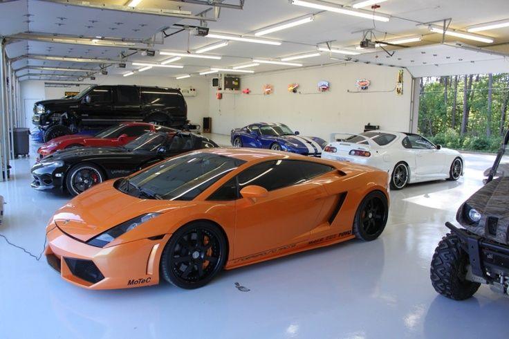 Amazing Lamborghini Garage Google Search Autos Traumgarage