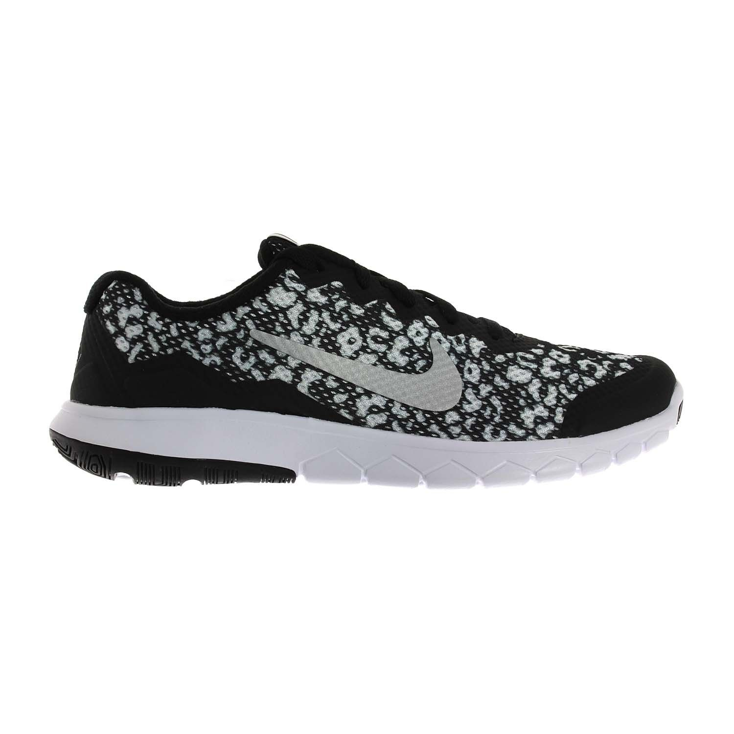 Hit your stride with the Flex Experience RN 4 Running Shoe from Nike. Mesh  upper in an athletic running style Lace-up front, padded tongue and co