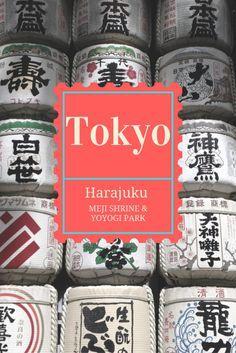 Read my full post for great information about visiting Tokyo's Meji Shrine, Harajuku, and Yoyogi park! ****************************************** Tokyo   Trip to Tokyo   10 Days in Tokyo   Visit Tokyo   Tokyo Skytree   Tanabata Festival   Tokyo Festival   Meji Shrine   Yoyogi Park   Harajuku