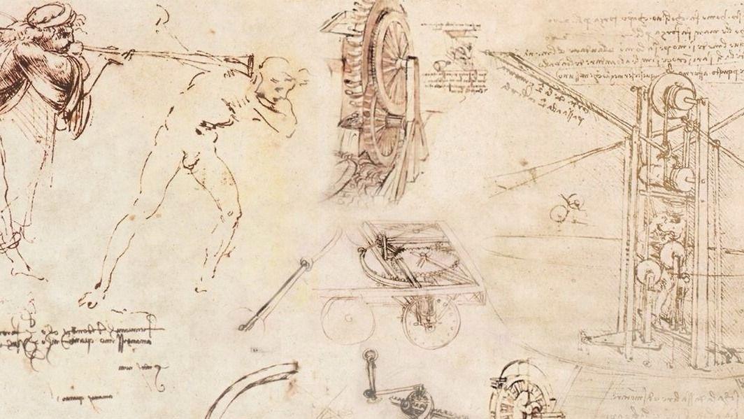 Картинки и рисунки леонардо да винчи