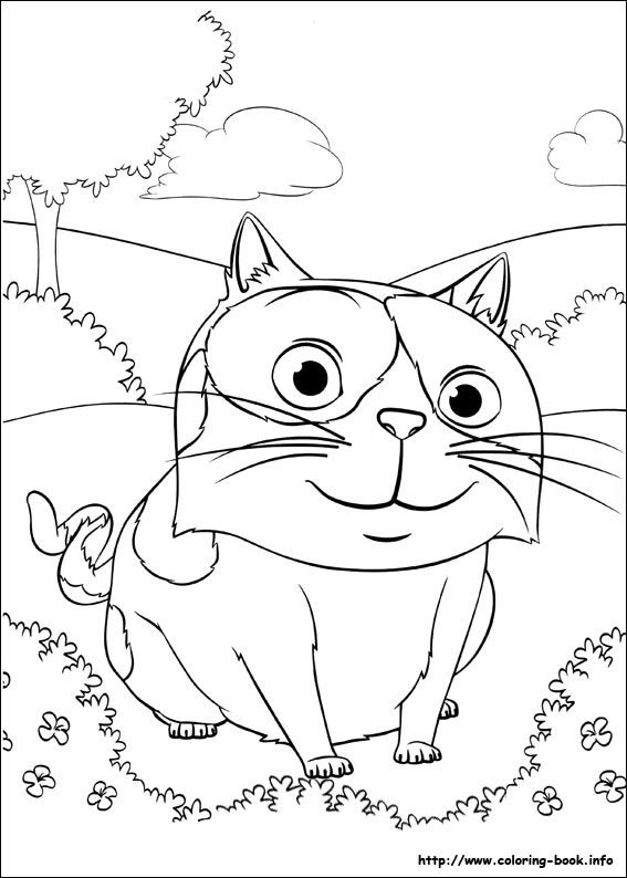 Pin by Victoria Sea on coloring animals | Pinterest | Adult coloring ...
