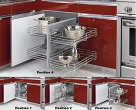 17 Best images about Cabinet pullouts and ideas on Pinterest | Corner  cabinets, Trays and Diy cabinets
