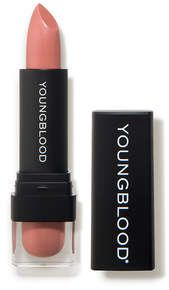 Youngblood Mineral Cosmetics Lipstick - Blushing Nude #mineralcosmetics