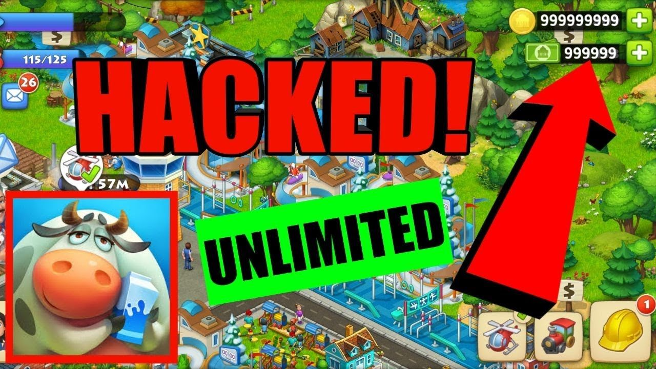 Download Township Latest Version Hack mod apk Unlimited